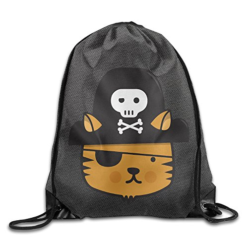 pirate-cat-unisex-drawstring-bag-white