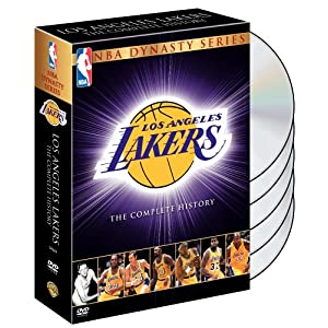 NBA Dynasty Series: Los Angeles Lakers - The Complete History (2004)