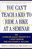 You Can't Teach a Kid to Ride a Bike at a