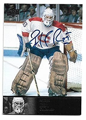 2011-12 Upper Deck Ultimate Collection 1997 Legends Autograph AL-18 Patrick Roy Group A SP Montreal Canadiens Group A SP