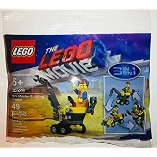 LEGO 30529 49 Pieces Mini Master-Building Emmet The Movie 2