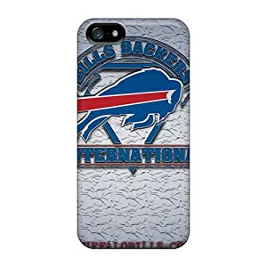 Tpu Case Cover Compatible For Iphone 5/5s/ Hot Case/ Buffalo Bills