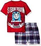Thomas Toddler Boys Plaid Short Set