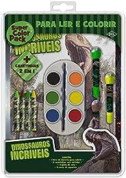 Super Color Pack - Dinossauros Incríveis