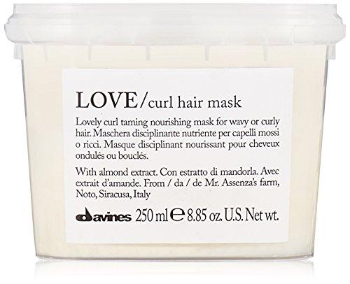 Davines Love Curl Mask, 8.85 Fl. oz.