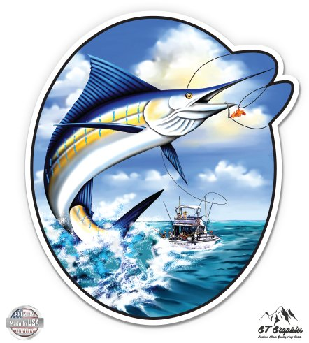 Reel Fish Decals - 9