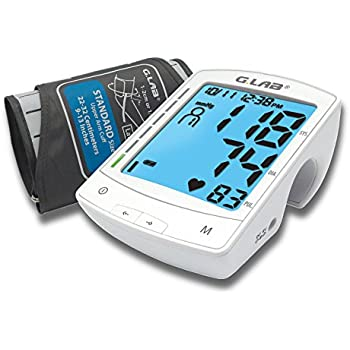 G.LAB Digital Automatic MD2010 Upper Arm Cuff Blood Pressure Monitor