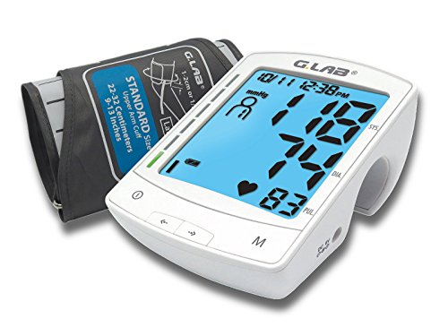 - G.LAB Digital Automatic MD2010 Upper Arm Cuff Blood Pressure Monitor