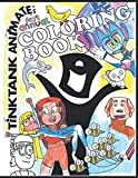 Tink Tank Animate's Coloring Book (Tink Tank Animate's Coloring Books)
