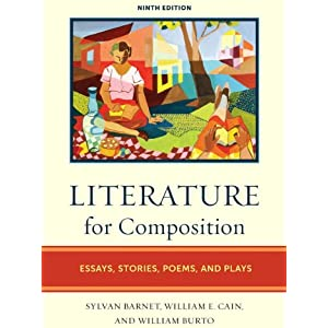 Literature for composition essay fiction poetry and drama 6th edition