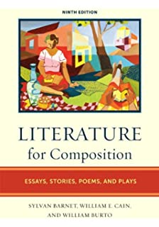 Amazon reading and writing about literature a portable guide literature for composition essays stories poems and plays 9th edition fandeluxe Images