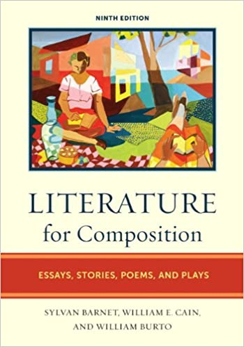 com literature for composition essays stories poems literature for composition essays stories poems and plays 9th edition 9th edition