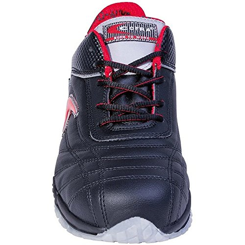 Cofra Safety Meazza black shoes S1P zzqwPrR