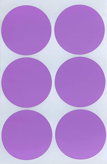 """1//4/"""" MINT GREEN Round Color Coding Inventory Label Dots Stickers MADE IN USA"""