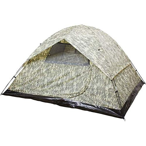 Maxam Digital 6-Person Tent, Camo by Maxam   B00VTG4IK2