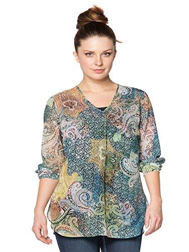 Doris Streich - Camisas - Manga Larga - para mujer Multicolor