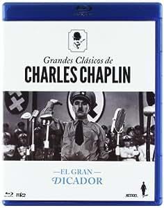 El gran dictador (Edición especial) [Blu-ray]