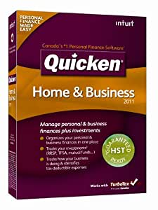 Quicken Home and Business 2011 [Old Version]
