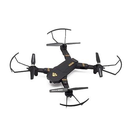 VISUO XS809HW 2.4G Plegable 720P Cámara Gran Angular FPV RC Drone ...