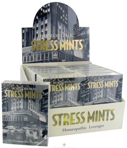Chewable Breath Freshener - Stress Mints - 30 - Chewable
