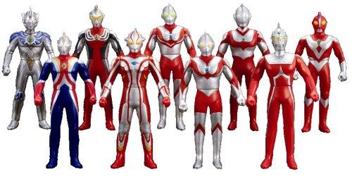 Amazon Com Ultraman Ultra Hero Toys Games