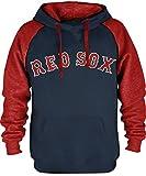 Dollod Mens Red Sox Smart Athletic Hoodie