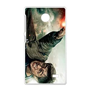 NICKER Hp7 Design Pesonalized Creative Phone Case For Nokia X