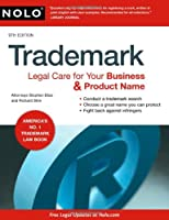Trademark: Legal Care for Your Business & Product Name, 9th Edition Front Cover