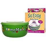 Fresh Baby So Easy Baby Bowl, Green