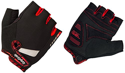 GripGrab - SuperGel - Short Finger Cycling Glove (M (9)) from GripGrab