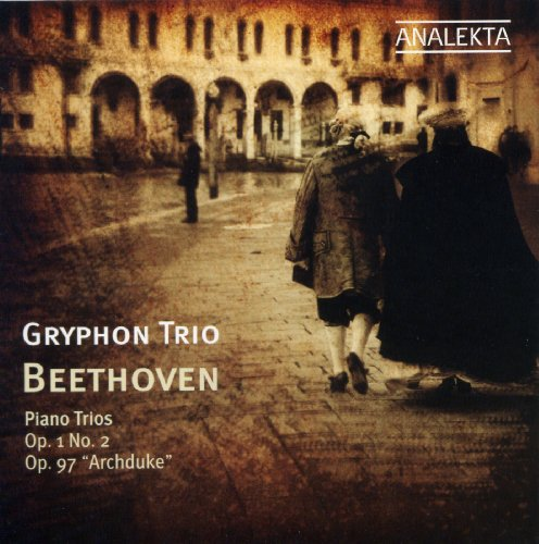 Beethoven: Piano Trio Op. 1 No. 2; Piano Trio Op. 97