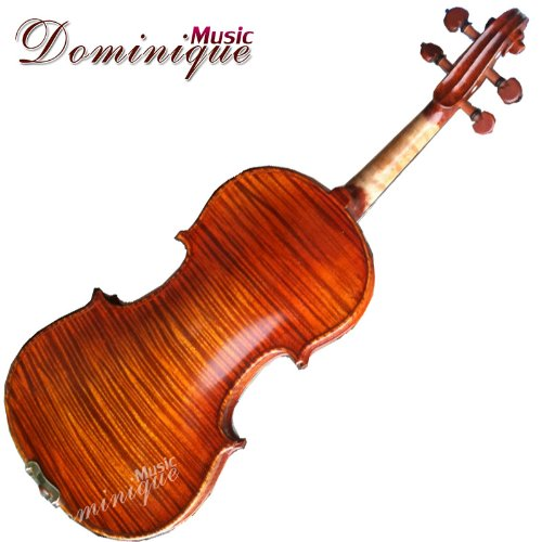 Song Violins Full Size 4/4 Stradivarius work shop with D Z Strad Violin Bow and Case