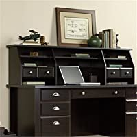 Bowery Hill Organizer Hutch in Jamocha Wood