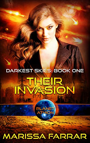 Their Invasion by Marissa Farrar