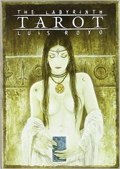 Book BARAJA THE LABYRINTH: TAROT (LUIS ROYO)