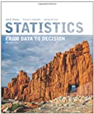 img - for Statistics: From Data to Decision book / textbook / text book