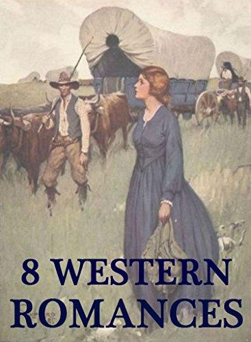 8 Western Romances - Novels: Boxed Set