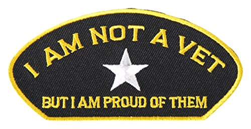 Hot Leathers Not a Vet Patch (Multicolor, 4