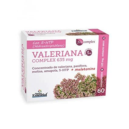 NATURE ESSENTIAL Valeriana Complex 2500 MG