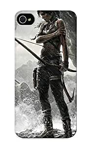 Fashion Jznthp-2104-rswprxg Case Cover Series For Iphone 5/5s(tomb Raider 2013)