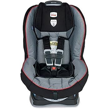 Amazon.com: Britax Marathon G4 Convertible Car Seat, Jet Set (Older