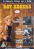 Roy Rogers-Texas Legionnaires / San Fernando Valley / Song Of Arizona [DVD]
