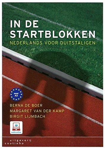 In de startblokken: Lehrbuch + Audios online