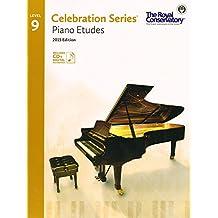Celebration Series Piano Etudes 2015 Edition - Level 9