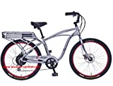 Image of Izip E3 ZUMA 36 Volt 11AH Lithium Ion 500 Watt Electric Bicycle - Hub Motor - Currie Tech