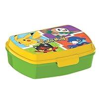 Stor 06874 Box Portamerenda Pokemon per Bambini, GVA5213