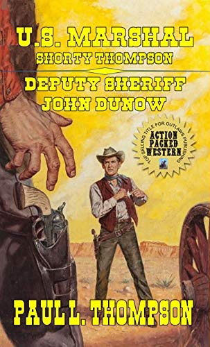 U.S. Marshal Shorty Thompson - Deputy Sheriff John for sale  Delivered anywhere in USA