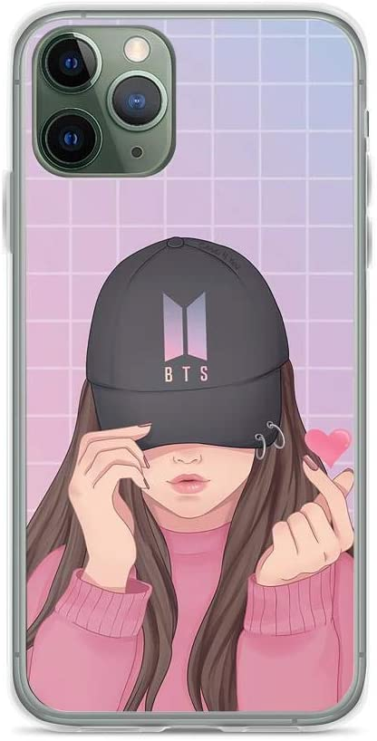 BTS Bangtan Boys Logotext 4 4 iphone case