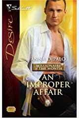 An Improper Affair (Millionaire of the Month Book 4) Kindle Edition