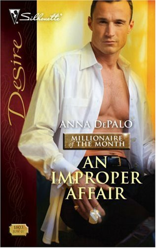 book cover of An Improper Affair